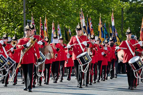 The Band of The Royal British Legion, Brentwood Branch