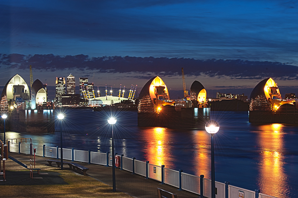Thames Barrier Visitor Centre