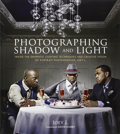 Photographing Shadow and Light - Inside the Dramatic Lighting Techniques and Creative Vision of Portrait Photographer Joey L.