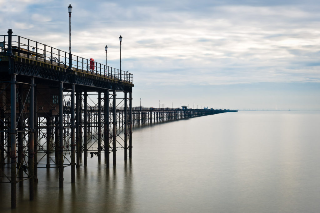 Southend On Sea Pleasure Pier