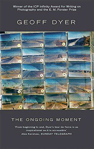 Book cover of The Ongoing Moment